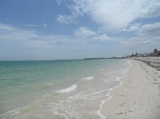 Puerto Yucalpeten, Mexico: esta es la playa