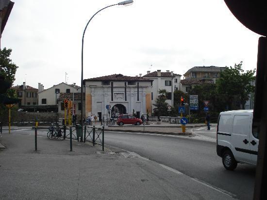 Treviso, Italy: City gate