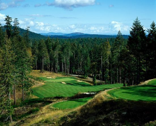 Bear Mountain Golf Resort - Valley Course: 3rd Hole, Valley Course