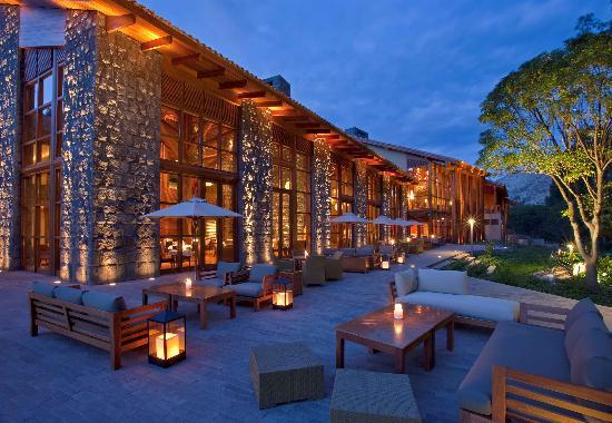 Tambo del Inka, a Luxury Collection Resort & Spa: Terrace