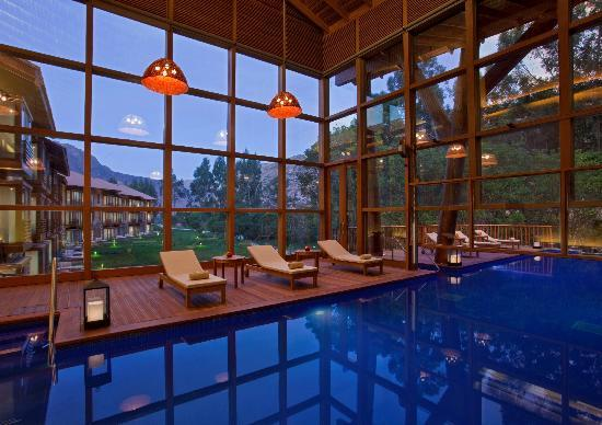 Tambo del Inka, a Luxury Collection Resort & Spa: Spa