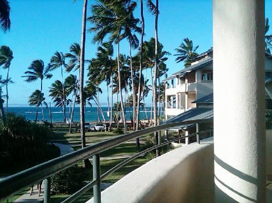 Hotel Alisei: Balcony View