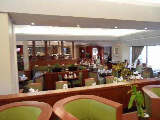 City Lodge Hotel Bloemfontein: The restaurant