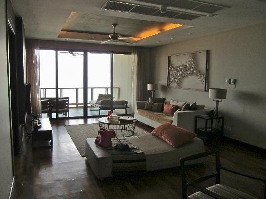 ShaSa Resort & Residences, Koh Samui : Wohnbereich