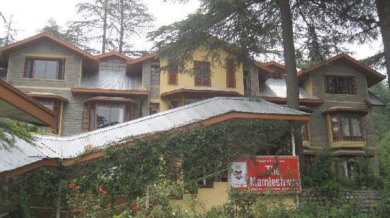 Hotel Mamleshwar (HPTDC): Chindi HPTDC
