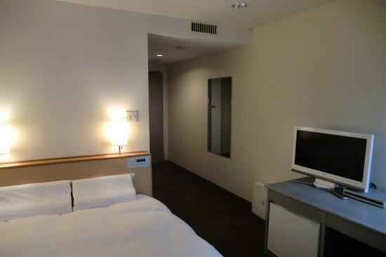 Hotel Ronshan Sapporo: ビジネスらしくないホテル