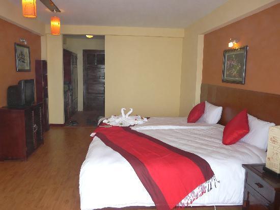 Sapa Elegance Hotel: My room