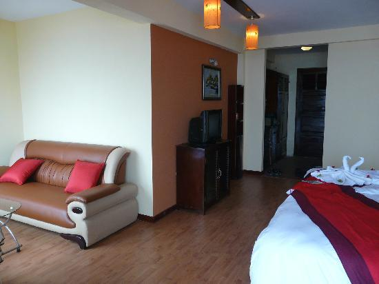 Sapa Elegance Hotel: another caption
