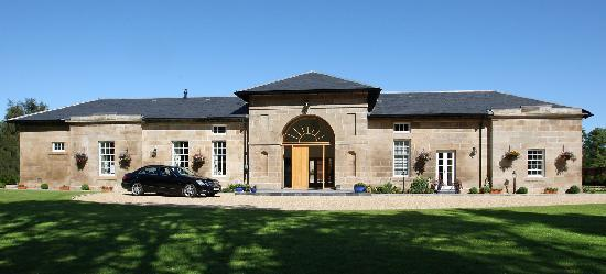 Cupar, UK: Ferrymuir Stables