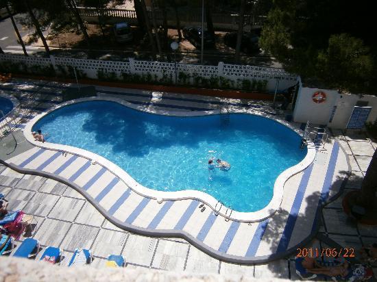 Ohtels Playa de Oro: Hotel pool