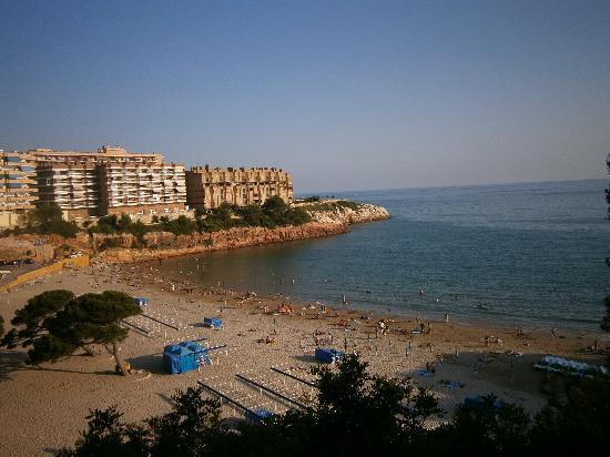 Ohtels Playa de Oro: Beach