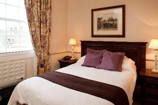 The Lord Milner Executive Double Plum Room
