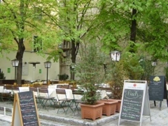 Witwe Bolte : garden