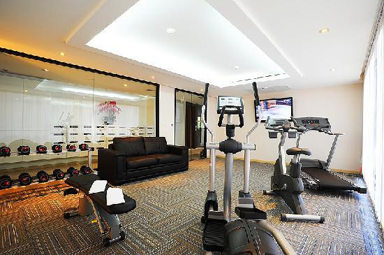 Baan K Residence by Bliston: Fitness Center