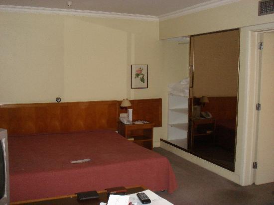 VIP Executive Marquês Aparthotel: bed