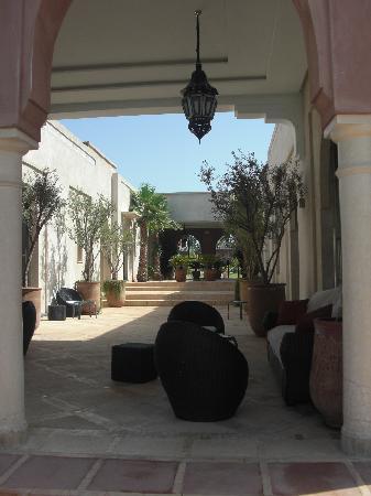 Residence Dar Lamia: espace de vie commune KSAR ROUGE