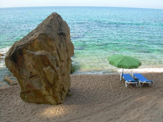Hotel Acacias Suites & Spa: Servizi di spiaggia eccellenti