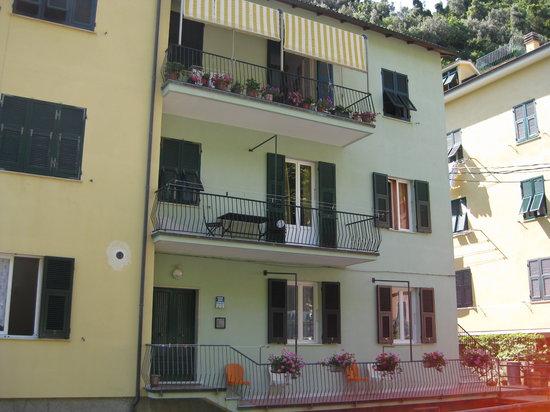 Camere Fontanavecchia: Annamaria's apartments