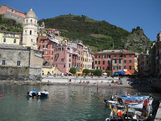 Camere Fontanavecchia: Vernazza waterfront
