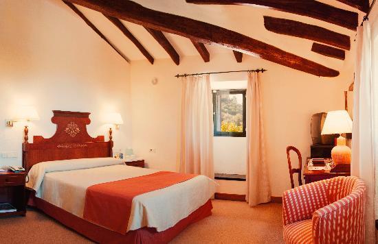 Es Moli Hotel: Single room in the main building