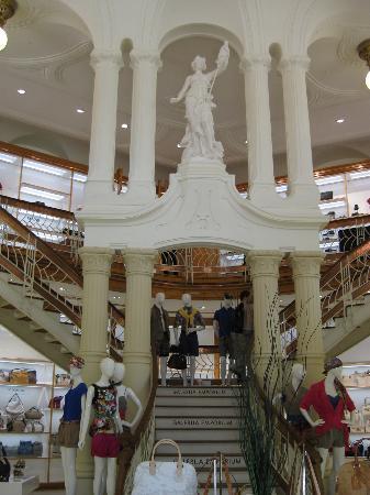 MartaStudio: Beautiful department store
