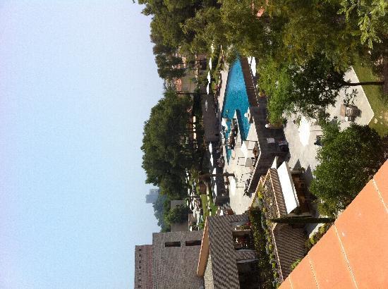 Vincci Selección Estrella del Mar: Terrace pool view