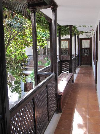 Villa Konak Hotel Kusadasi : balcony