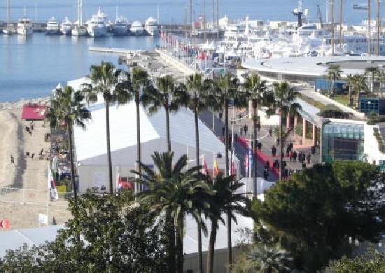 Cannes, Francia: Der Hafen
