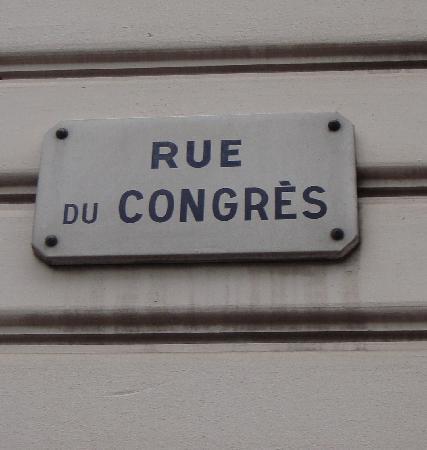 Nice Garden Hotel: on Rue du Congress