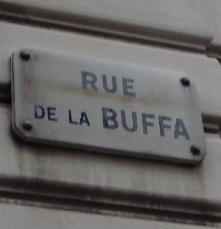 Nice Garden Hotel: at Rue de la Buffa