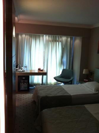 Klas Hotel: room 408