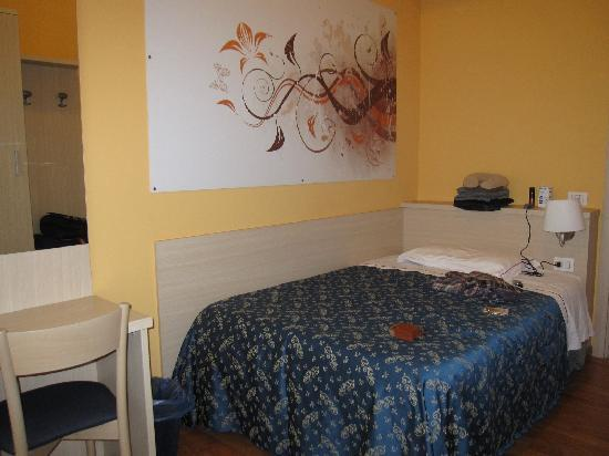 21 Aprile House: 床铺