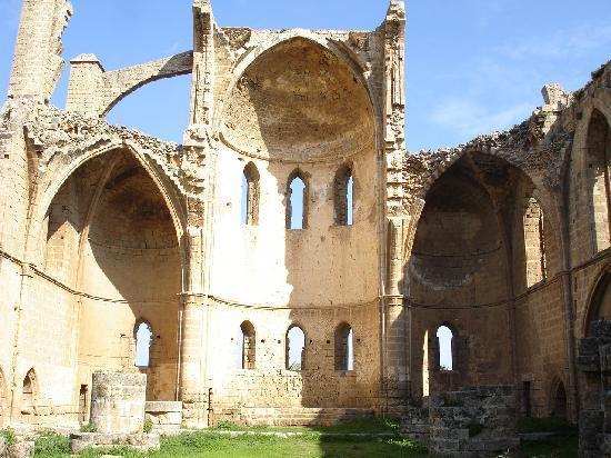 Cypern: Kirchenruinen in Famagusta