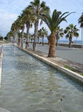 Cypern: Strandpromenade von Limasol
