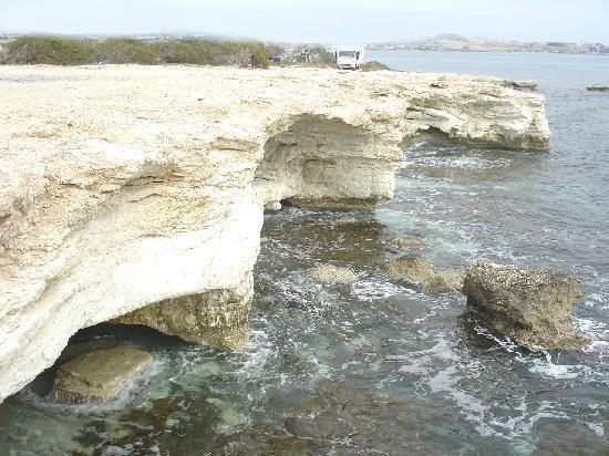 Cypr: Wilde Küstenlandschaft vor Pafos
