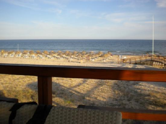 Pezinhos N'Areia: View