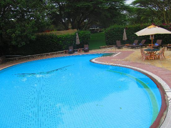 Keekorok Lodge-Sun Africa Hotels: Swimming pool