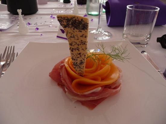 La Voglia: Parma ham & melon