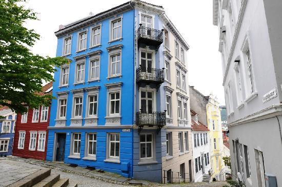 Bergen - Oberstadt