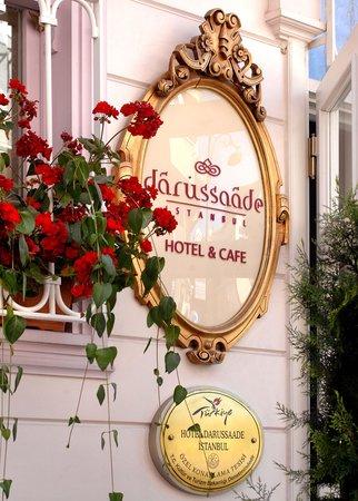 Hotel Darussaade Istanbul: Darussaade