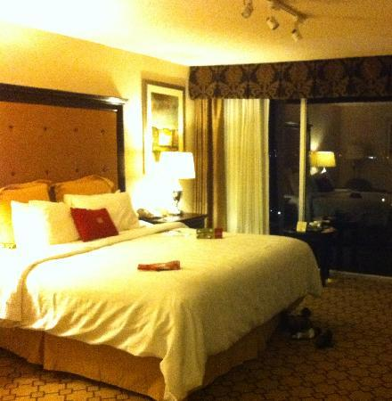 Wyndham Oklahoma City: Our King Room - Club Level
