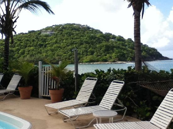 Coconut Coast Villas: View from the pool