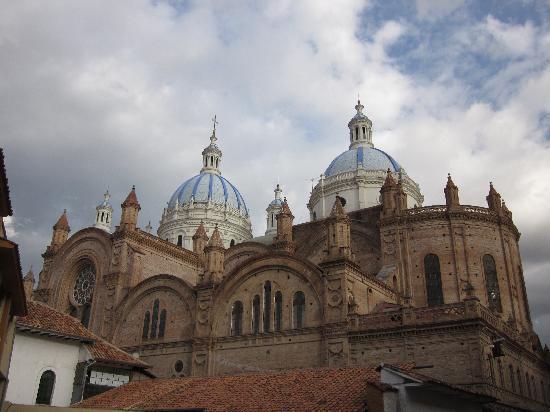 Cuenca, Ecuador: Catedrale