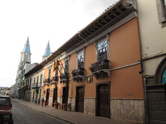 Cuenca, Ecuador: City Center