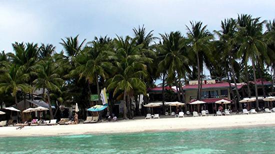 Crystal Sand Beach Resort: das Hotel