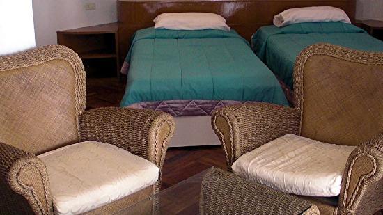 Crystal Sand Beach Resort: das größte Zimmer