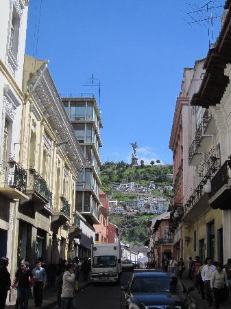 Кито, Эквадор: Altstadt