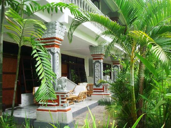 Anom Beach Inn Bungalows: Our appartment