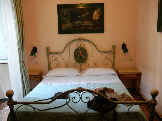 Hotel Sileo: Our Room