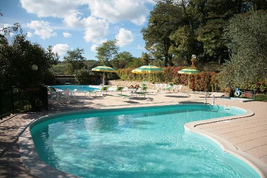 Castello Cortevecchio: piscina piccola